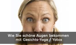 Yotox – Yoga fürs Gesicht