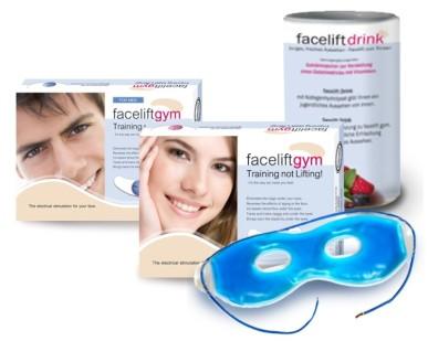 Massagepads gegen Augenringe