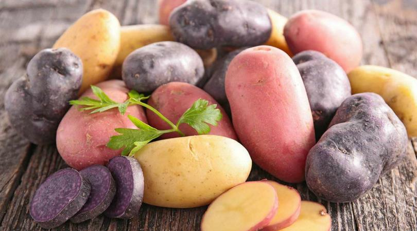 Kartoffeln gegen Augenringe